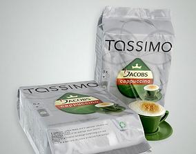 3D model Tassimo Package