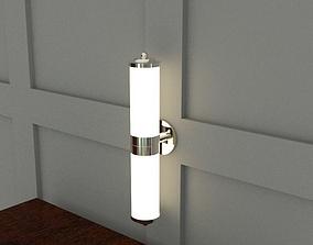 30s style wall light 3D asset
