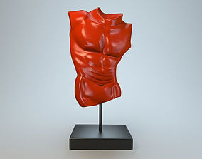 Body Sculpture Apollo P 3D print model