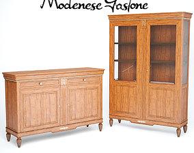 Modenese Gastone art 5182 5183 3D model