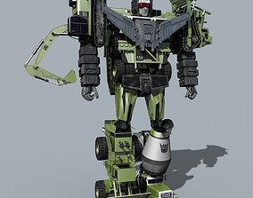 3D model G1 DEVASTATOR - Fully Animated