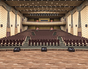 High Detail Conference Center 2 3D model