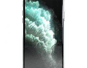 3D cellphone iPhone 11 Pro