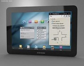 3D model Samsung Galaxy Tab 10 1