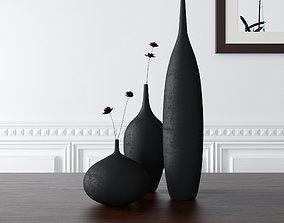 3D model 15 Vases From Sara Paloma