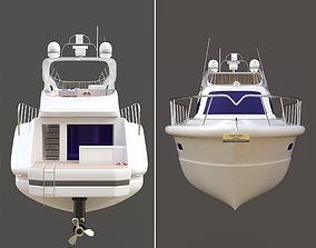 speed sea boat 3D