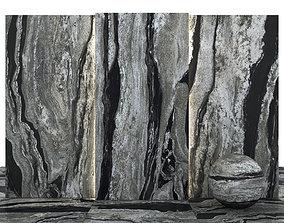 3D asset Emperor stone