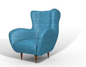 3D chair Arm Chair