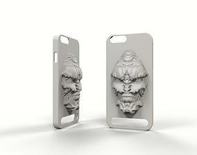3D print model Iphone 6 Case - Monsterface