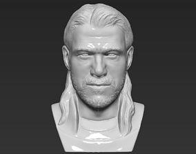 Thor Chris Hemsworth Avengers bust 3D printing ready 1