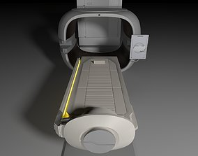 Sci Fi Medical Pod - Medpod 3D model
