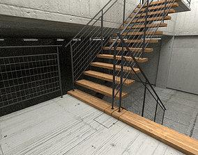 3D model photorealistic Empty Room