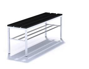 Metal Modern Bench 3D model