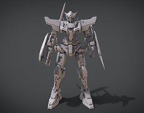 3D print model GN-001 Gundam Exia