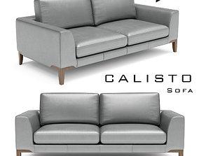 CALISTO sofa 3D model