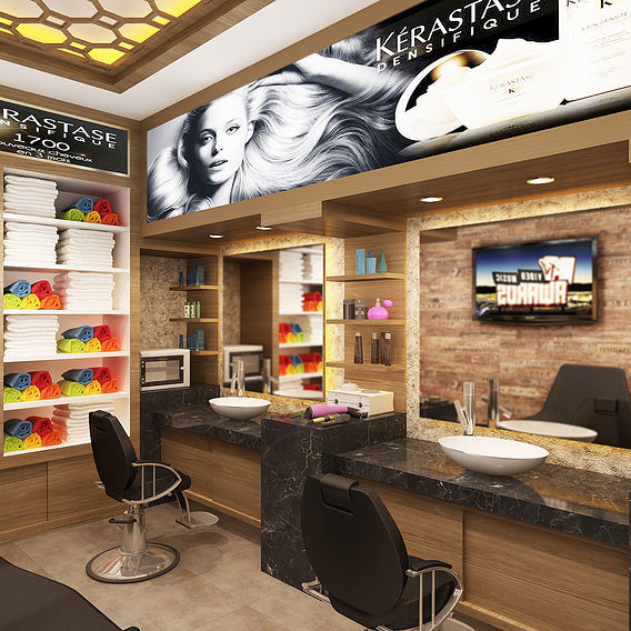 Hairdresser Design