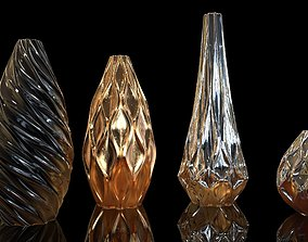 3D Modern Vases Collection
