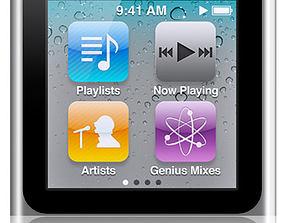 iPod Nano 6g 3D model