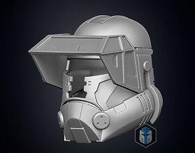 3D print model Havok Trooper Helmet