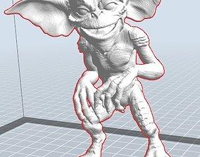 3D printable model gremlins