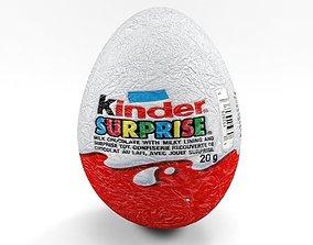 3D Kinder Surprise