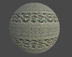Fabric 001 Material 3D model