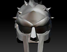 Gladiator Maximus helmet 3D model