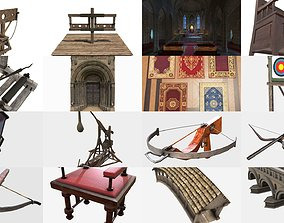 Medieval Collection 3D medieval