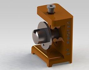 3D model Protec 7-1 stick device rings