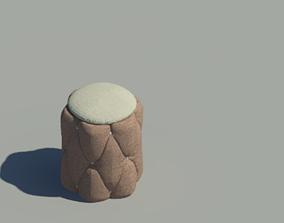 quality buff 02 3D model
