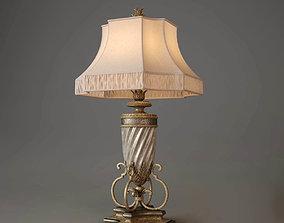 Fine Art Night Lamp 3D model