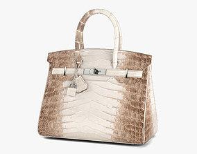 3D model Hermes Bag