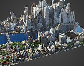 3D model River City C4