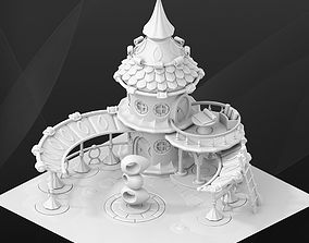 3D Fantasy game building - Architect