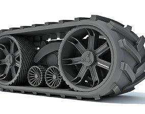 Track kit V1 3D model