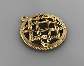 AMULET STAR OF RUSSIA 3D model for printing