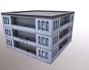 3D model Architectural Building