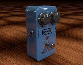 Dunlop MXR Blue Box 3D
