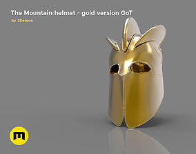 3D print model The Mountain Helmet - Game of Thrones