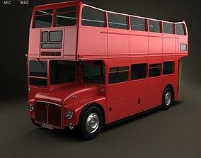 AEC Routemaster RMC 1954 3D