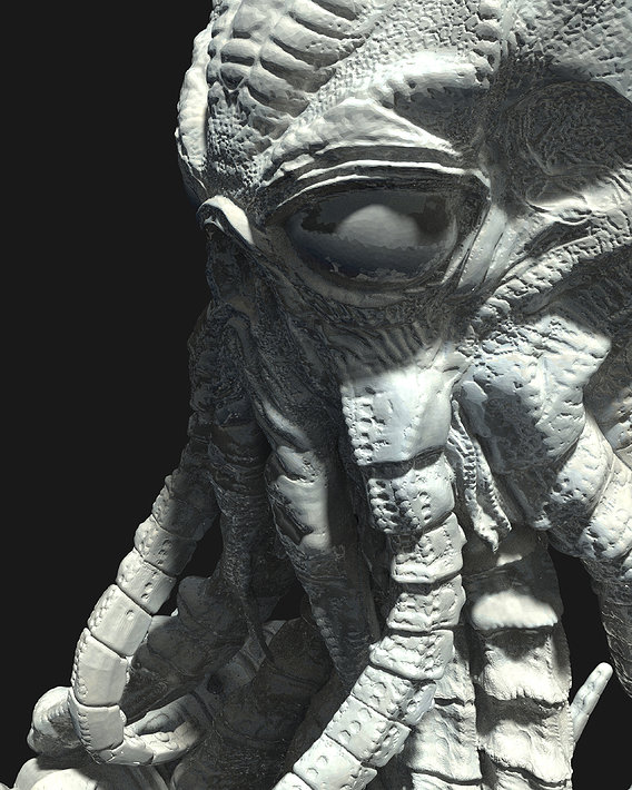 H.G.Wells Martian