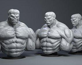 hero The Hulk 3D print model