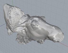 Moose 3d printing model