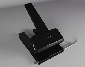 3D asset Punch - kanex800