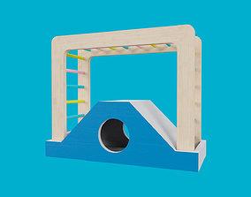 3D model Climbing Ladders For Hamster