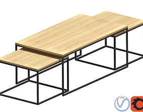 Nesting table 3D