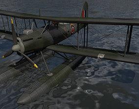 Fairey Seafox Mk-1 3D model