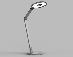 Momax QL8 Smart Desk Lamp Light Gray 3D