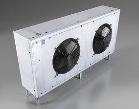 3D model Air Conditioner Outdoor Unit