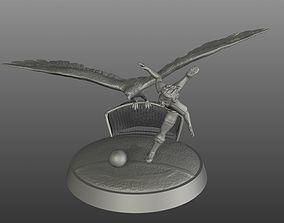 oliver atom captain tsubasa 3D print model